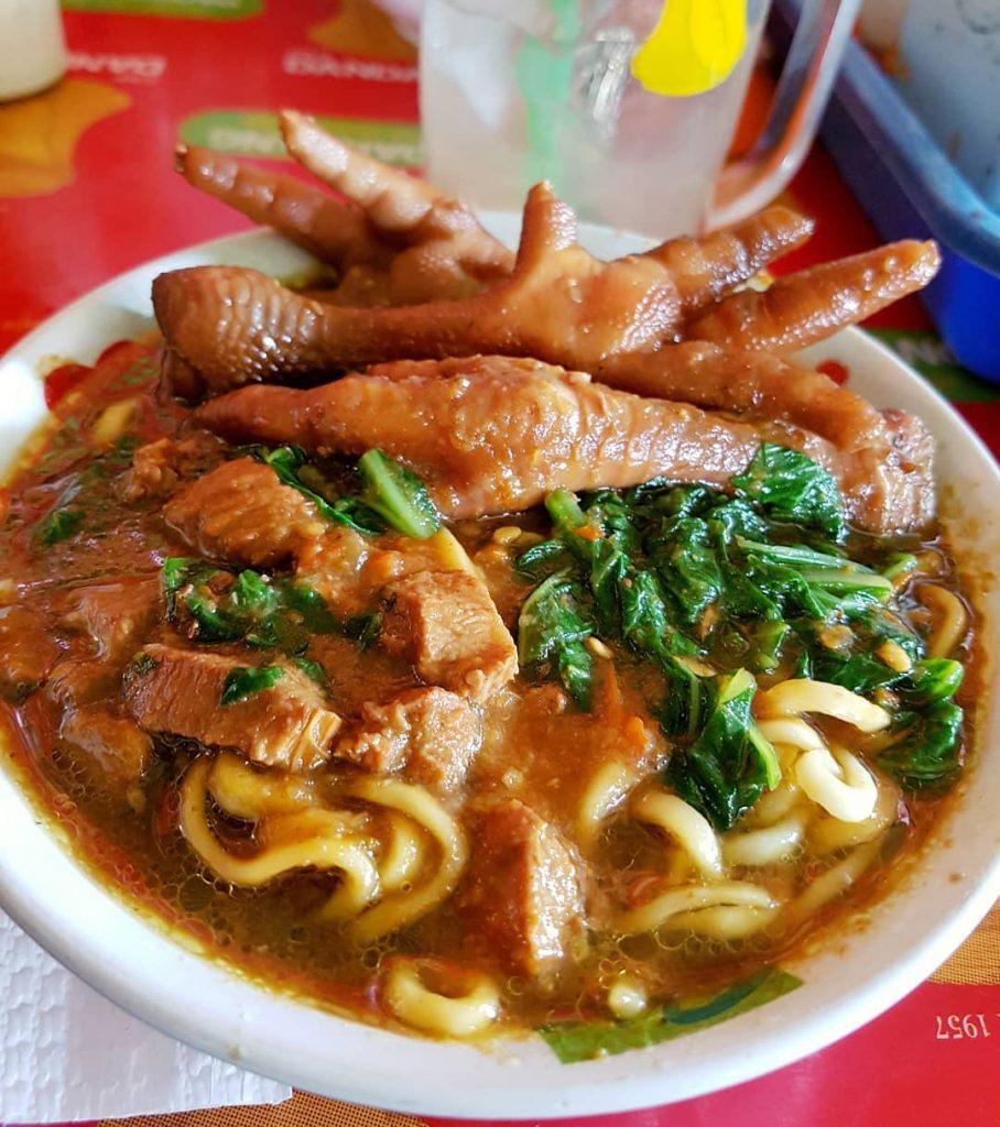 Mie Ayam Tumini, Sumber IG @aryamanna