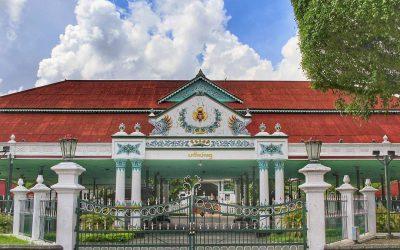 Arsitektur dan Tata Ruang Keraton Yogyakarta
